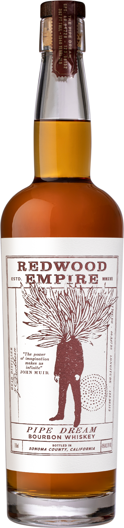 Redwood Empire - Pipe Dream - Bourbon Whiskey